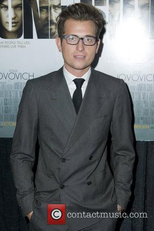 Peter Cincotti New York premiere of 'Stone' at MOMA - Arrivals New York City, USA - 05.10.10