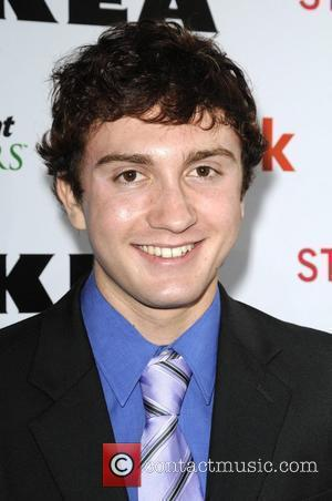 Daryl Sabara 2nd Annual Streamy Awards Arrivals held At The Orpheum Theatre Los Angeles, California - 11.04.10