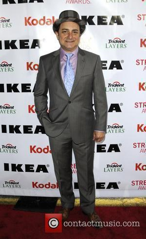 Kevin Pollak 2nd Annual Streamy Awards Arrivals held At The Orpheum Theatre Los Angeles, California - 11.04.10