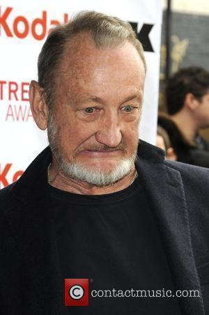 Robert Englund 2nd Annual Streamy Awards Arrivals held At The Orpheum Theatre Los Angeles, California - 11.04.10