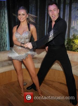 Ola Jordan, James Jordan  'Strictly Come Dancing Show' at the O2 Dublin Dublin, Ireland - 14.05.10