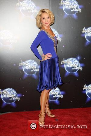 Felicity Kendal BBC announces the line-up for 'Strictly Come Dancing 2010' London, England - 08.09.10