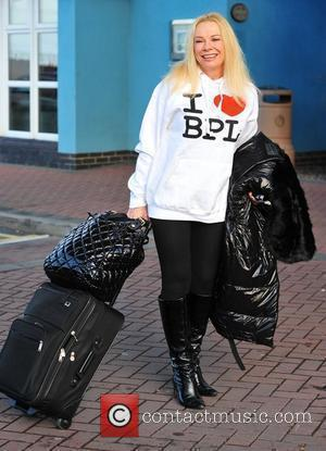 Pamela Stephenson 'Strictly Come Dancing' stars leaving their hotel in Blackpool Blackpool, England - 21.11.10