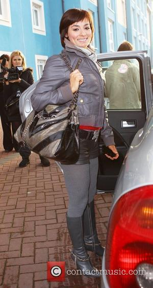 Flavia Cacace 'Strictly Come Dancing' stars leave their hotel  Blackpool, England - 20.11.10
