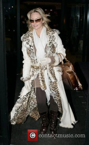 Kristina Rihanoff 'Strictly Come Dancing' stars outside their hotel Liverpool, England - 19.01.10