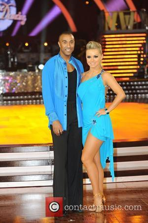 Colin Jackson and Ola Jordan 'Strictly Come Dancing Live Tour' Photocall at Nottingham Trent FM Arena Nottingham, England - 14.01.11