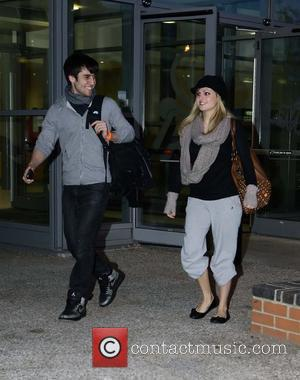 Tina O'Brien  The 'Strictly Come Dancing' contestant seen after training for the show. London, England - 28.10.10 Mandatory Credi:...