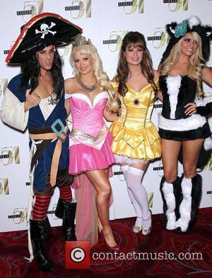 Holly Madison, Angel Porrino, Josh Strickland, Las Vegas, Laura Croft and Mgm