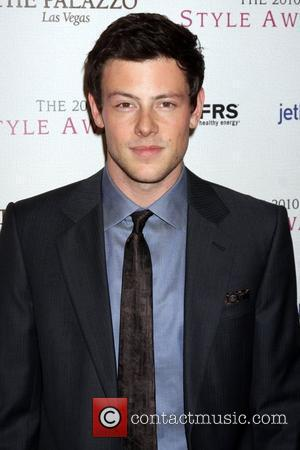 Cory Monteith and Billy Wilder