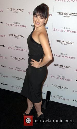 Ana de la Reguera The 2010 Hollywood Style awards held at the Billy Wilder theater at the Hammer museum...