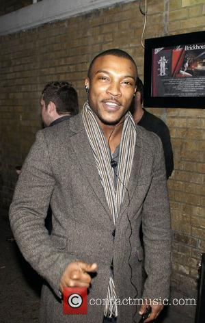 Ashley Walters  attending the wrap party for new movie 'Suicide Kids' on Brick Lane  London, England - 17.01.11