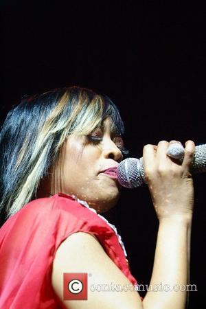 Trina performs during the Summer Jam Concert at the James L. Knight Center.  Miami, Florida - 21.08.10