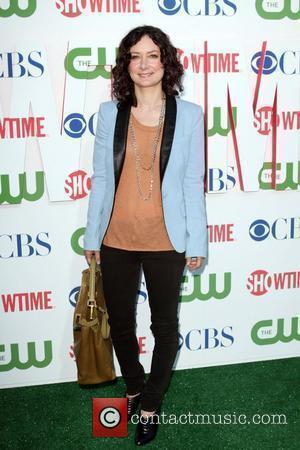 Sara Gilbert and Cbs