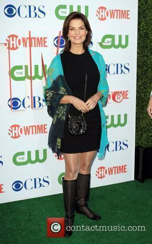 Sela Ward  2010 CBS, CW, Showtime summer press tour party held at the Beverly Hilton Los Angeles, California -...