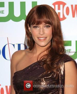 Amanda Righetti 2010 CBS, CW, Showtime summer press tour party held at the Beverly Hilton Los Angeles, California - 28.07.10