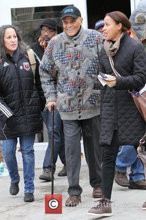Harry Belafonte Celebrities attending the 2011 Sundance Film Festival - Day 2 Park City, Utah - 21.01.11