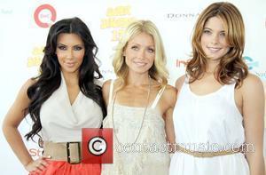 Kim Kardashian and Kelly Ripa
