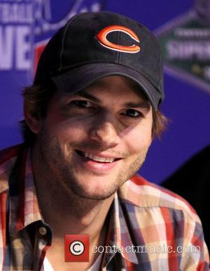 Ashton Kutcher and Las Vegas