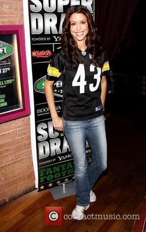 Shannon Elizabeth Fantasy Football SUPER DRAFT at Palms Hotel and Casino.  Las Vegas, Nevada - 27.08.10