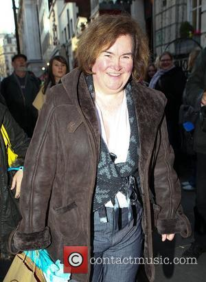 Susan Boyle and Palladium