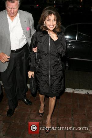 Susan Lucci and Husband Helmut Huber
