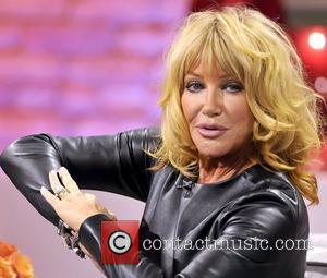 Suzanne Somers appears on CTV's 'The Marilyn Denis Show' to promote her latest book 'Sexy Forever' Toronto, Canada - 19.01.11