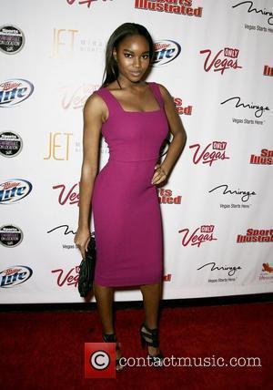 Damaris Lewis At the 2010 Sports Illustrated Swimsuit Models Celebrate at the SI Swimsuit On Location Party Hosted By Jet...