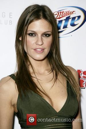 Dominique Piek At the 2010 Sports Illustrated Swimsuit Models Celebrate at the SI Swimsuit On Location Party Hosted By Jet...