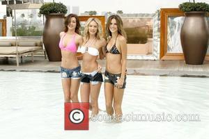Miranda Kerr, Candice Swanepoel and Alessandra Ambrosio