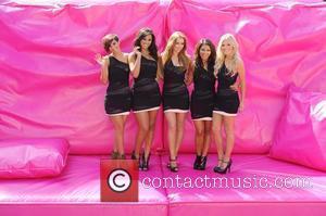 Frankie Sandford, Mollie King, Una Healy, Vanessa White and Rochelle Wiseman