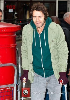 Howard Donald  Take That at the BBC Radio One studios  London, England - 12.11.10