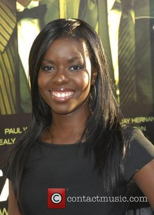 Camille Winbush Los Angeles Premiere of Takers at the Arclight Cinemas - Arrivals Hollywood, California - 04.08.10