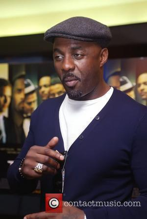 Idris Elba's Luther Headed To The States