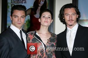 Dominic Cooper, Gemma Arterton and Luke Evans