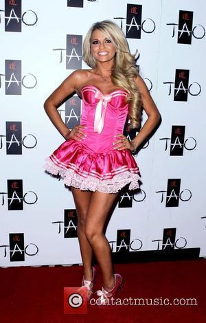 Angel Porrino has her 21st birthday party at TAO nightclub at the Venetian resort casino  Las Vegas, Nevada -...