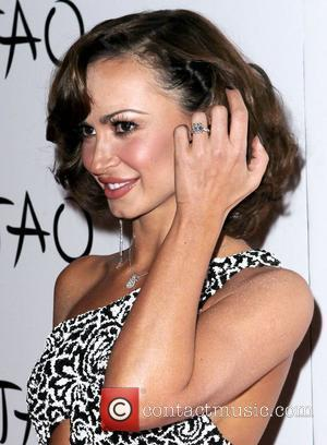 Karina Smirnoff Shows Off $95,000 Engagement Ring At Party