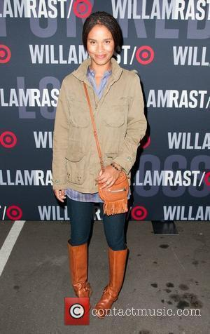 Joy Bryant Target and William Rast celebrate their limited edition collection with a private VIP shopping event at Factory Place...