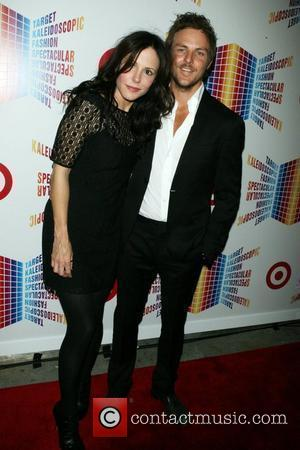 Mary-louise Parker and Charlie Mars