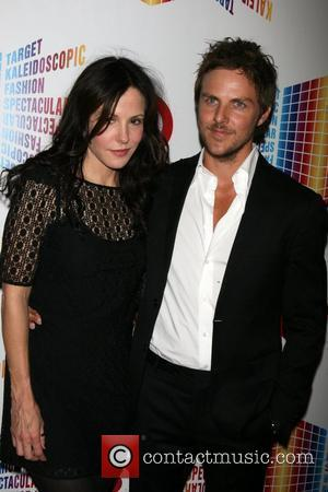 Mary-Louise Parker and Charlie Mars Target Kaleidoscopic Fashion Spectacular exclusive VIP viewing party at The Standard New York City, USA...