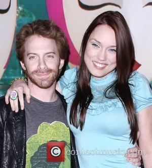 Seth Green and Clare Grant