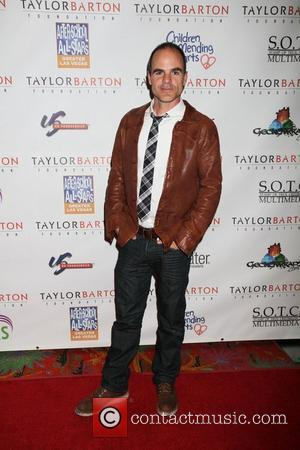 Michael Kelly Taylor Barton's Inaugural Celebrity Poker Tournament held in the Key West Room of Palms Hotel and Casino Las...