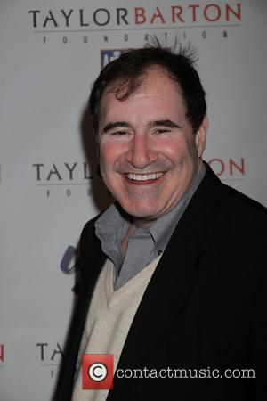 Richard Kind Taylor Barton's Inaugural Celebrity Poker Tournament held in the Key West Room of Palms Hotel and Casino Las...