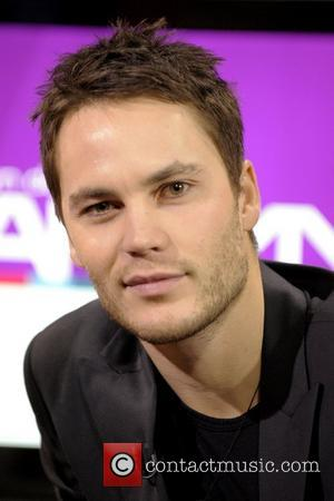 Taylor Kitsch  appears on The Marilyn Denis Show at CTV HQ.  Toronto, Canada - 18.01.11
