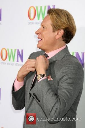 Carson Kressley   The Oprah Winfrey Network Winter 2011 TCA Party at The Langham Huntington Hotel - Arrivals Los...