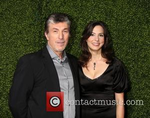 Randall Sullivan and Oprah Winfrey