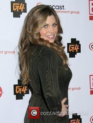 Danielle Fishel E!, Style & G4 stars converge on the red carpet at the 2010 TCAs held at Langham Huntington...