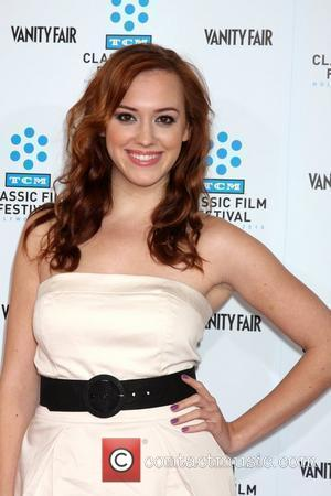 Andrea Bowen TCM Classic Film Festival opening night - 'A Star Is Born' premiere held at the Mann's Chinese Theater...