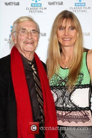 Martin Landau and Gretchen Becker TCM Classic Film Festival opening night - 'A Star Is Born' premiere held at the...