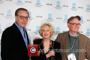 Peter Bogdanovich, Tippi Hedren and Buck Henry