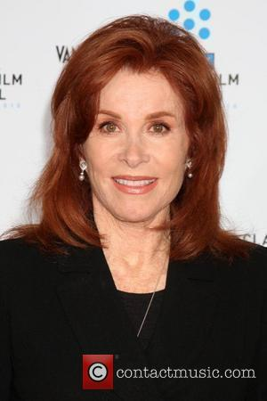Stephanie Powers TCM Classic Film Festival opening night - 'A Star Is Born' premiere held at the Mann's Chinese Theater...